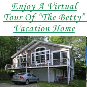 jackson nh vacation home virtual video tour